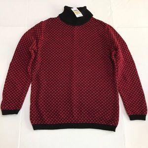 NWT - Karen Scott Turtleneck Sweater
